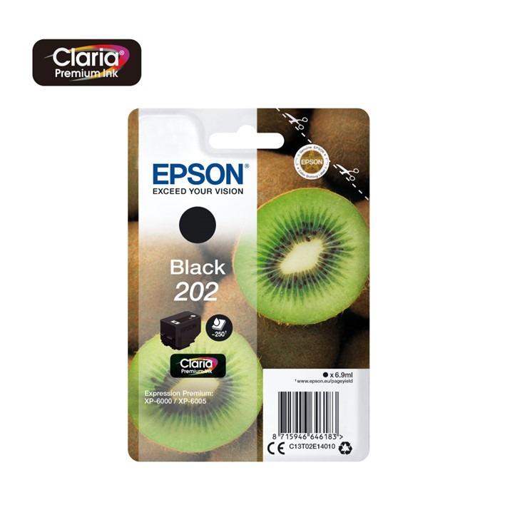 Epson 202 Black C13T02E14010