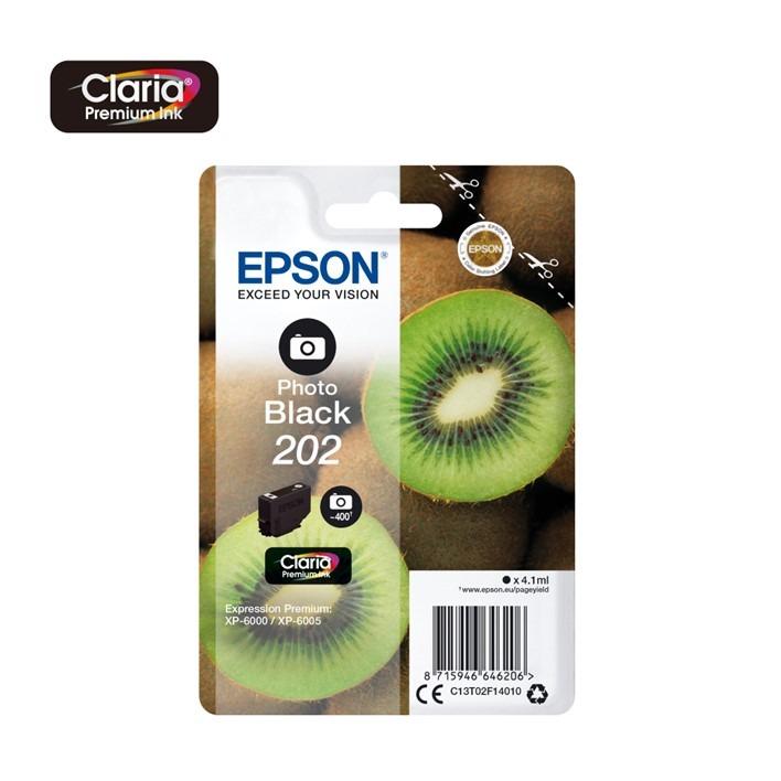 Epson 202 Photo Black C13T02F14010