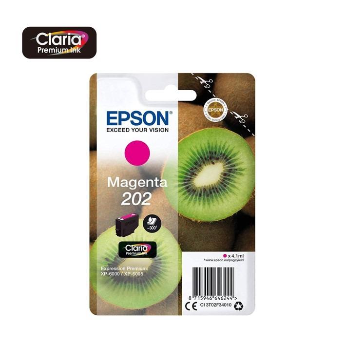 Epson 202 Magenta C13T02F34010