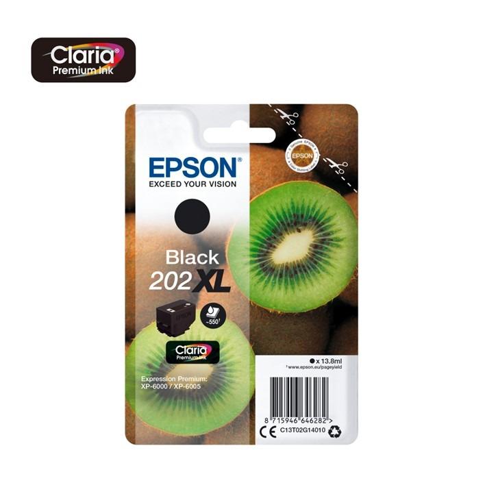 Epson 202XL Black C13T02G14010