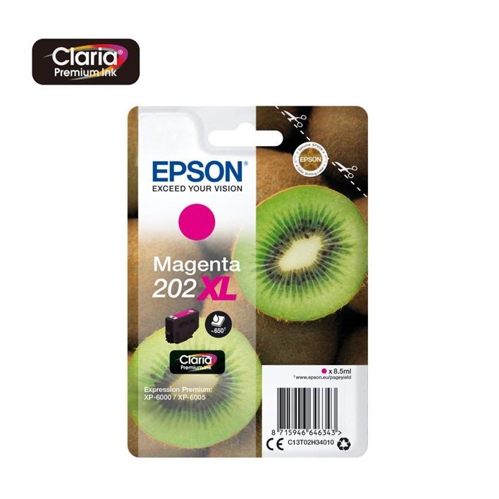Epson 202XL Magenta C13T02H34010