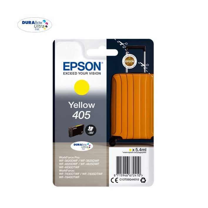 Epson T405 Ink Series T05G4 Yellow