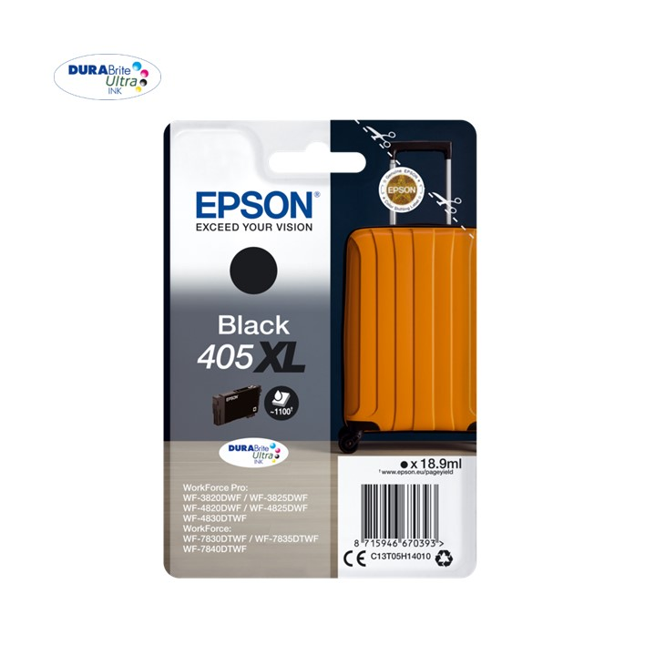 Epson T405XL Ink Series T05H1 Black