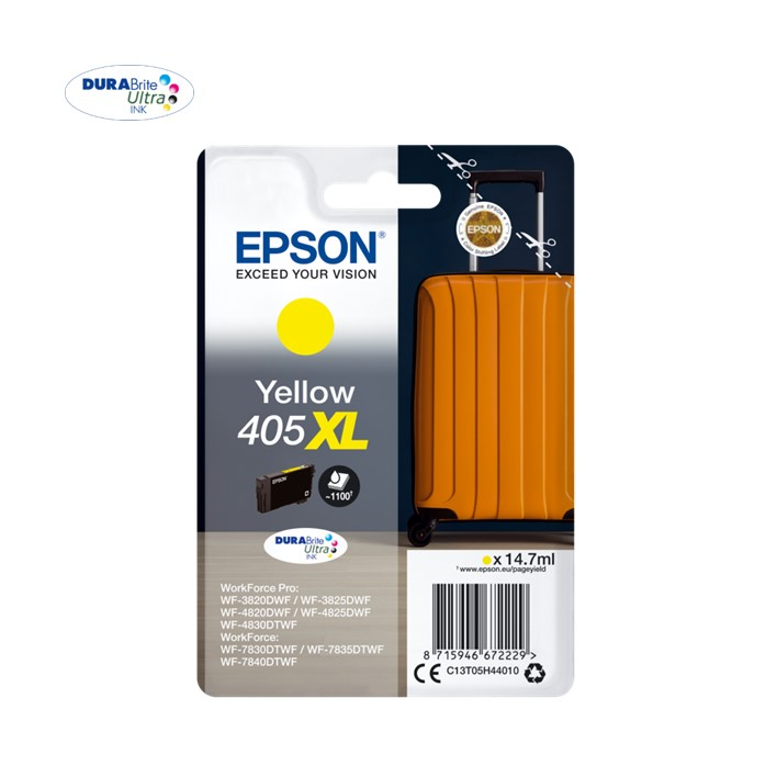 Epson T405XL Ink Series T05H4 Yellow