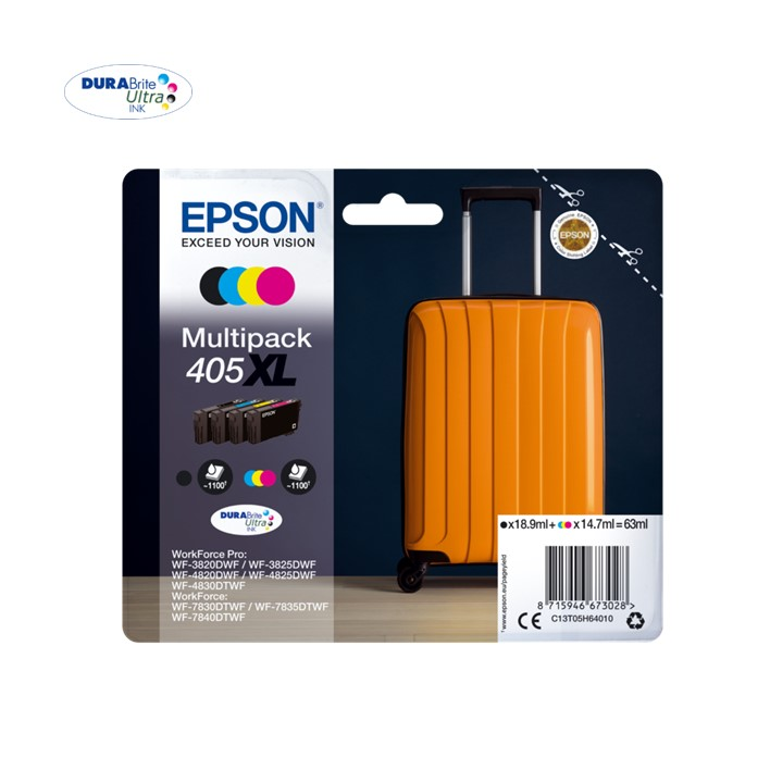 Pack Epson 405XL Ink Series