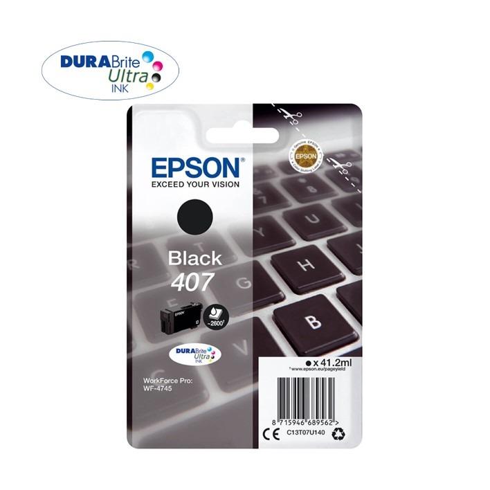 Epson 407 C13T07U140