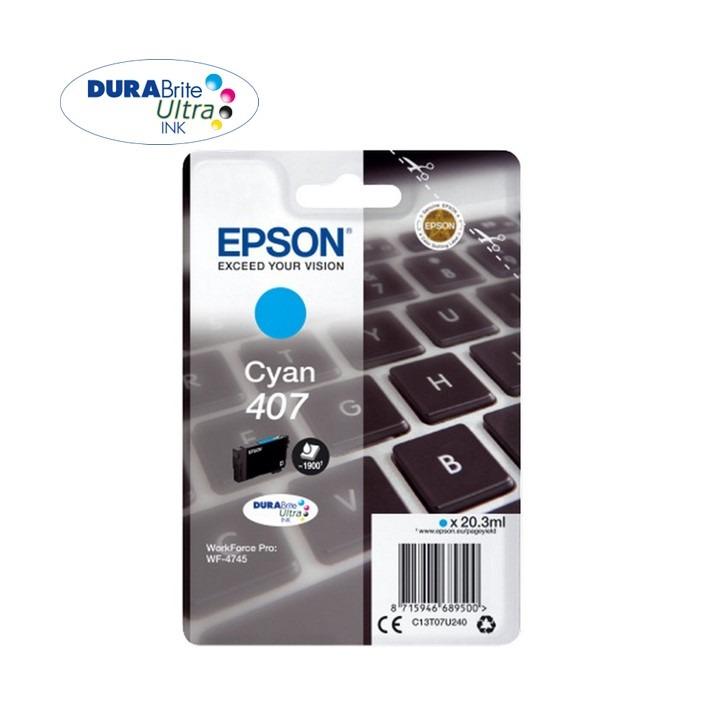 Epson 407 C13T07U240