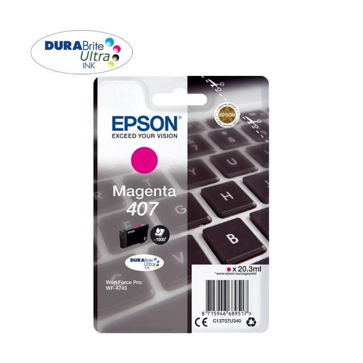Epson 407 C13T07U340