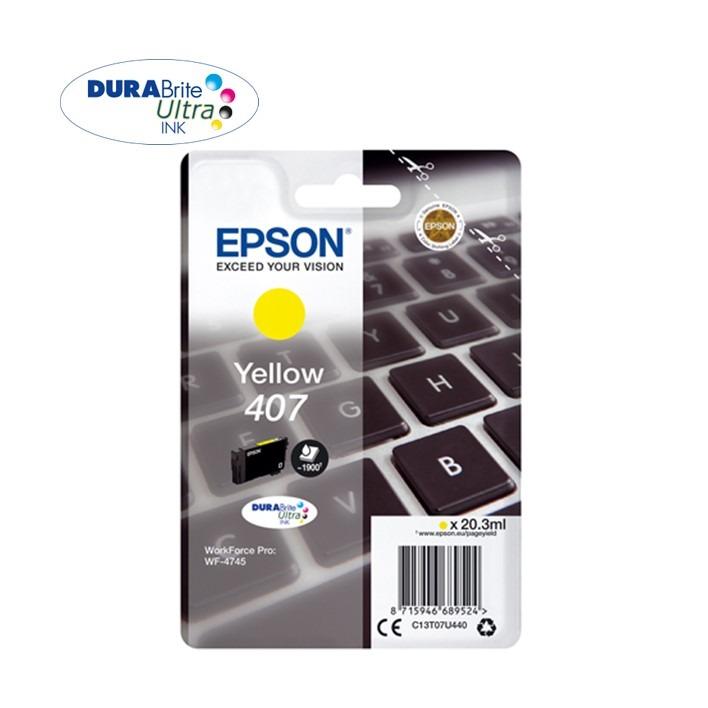 Epson 407 C13T07U440