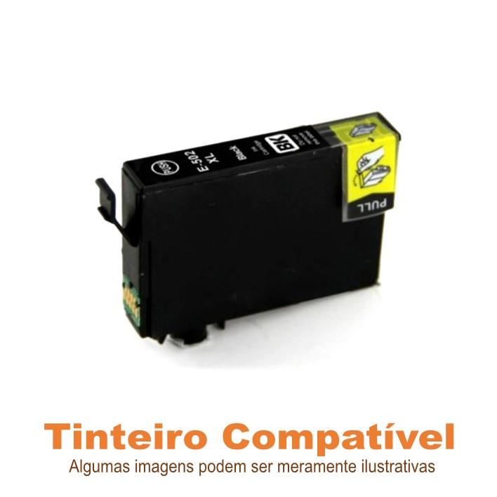 Tinteiro Compatível Epson T502XL Black