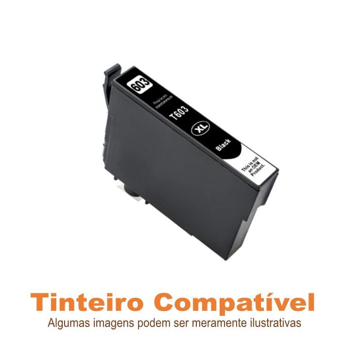 Tinteiro Compatível Epson T03A1 / T03U1 603XL Black
