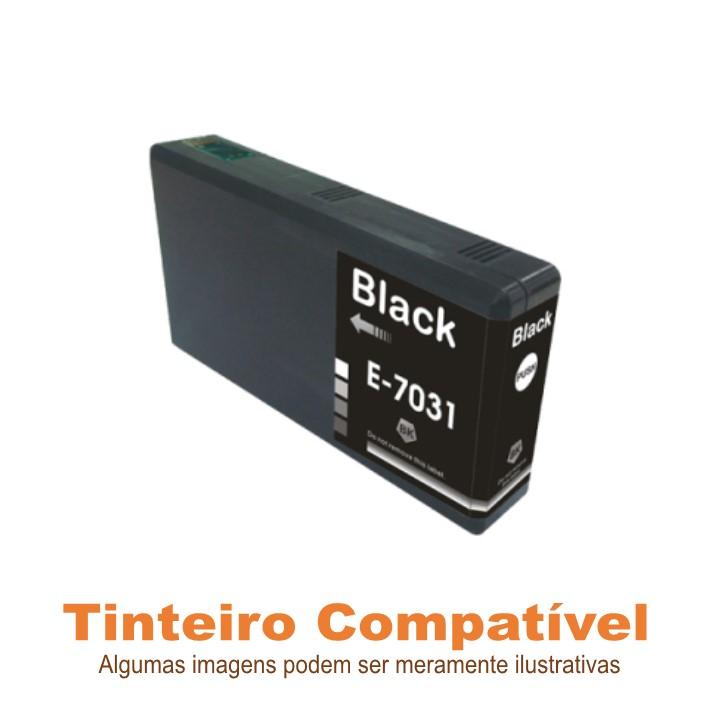 Epson 7031 Black 70L Compatível