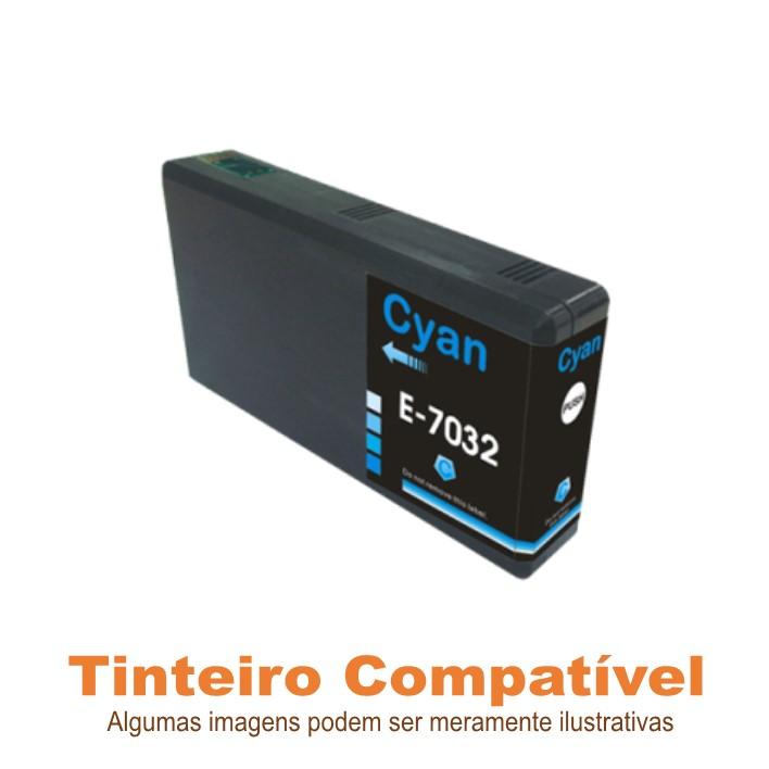 Epson 7032 Cyan 70L Compatível