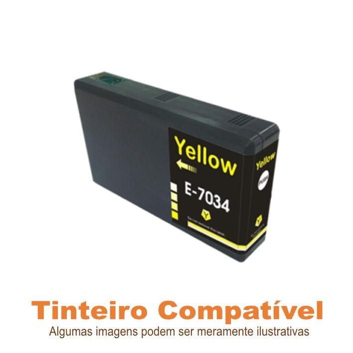 Epson 7034 Yellow 70L Compatível