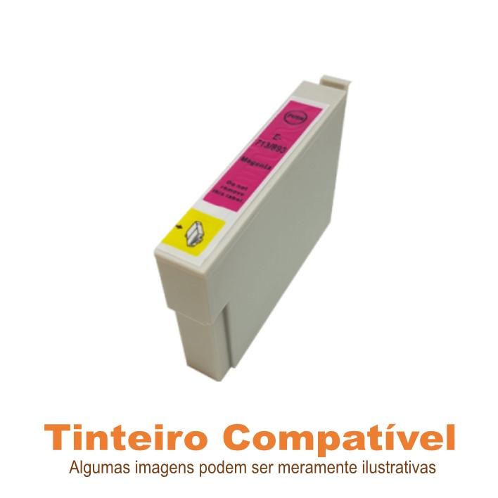 Tinteiro Epson 0713 Magenta Compatível