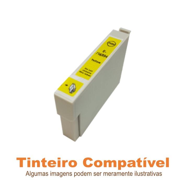 Tinteiro Epson 0714 Yellow Compatível