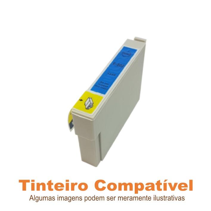 Epson T0802 ou T0792 Cyan Compatível
