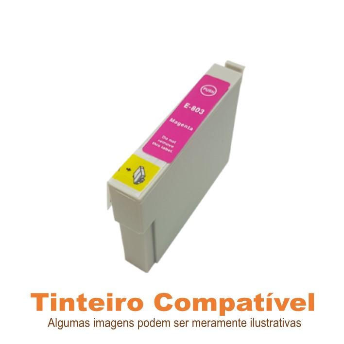 Epson T0803 ou T0793 Magenta Compatível