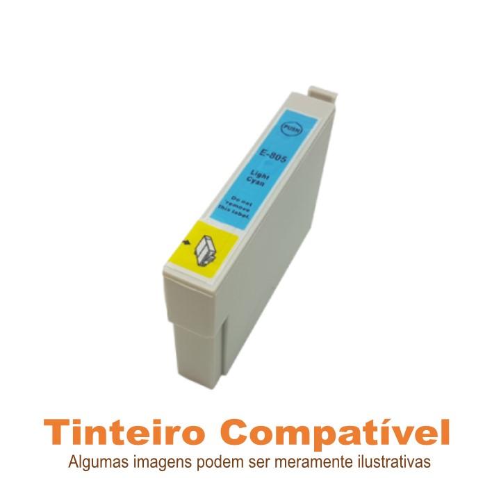 Epson T0805 ou T0795 Light Cyan Compatível