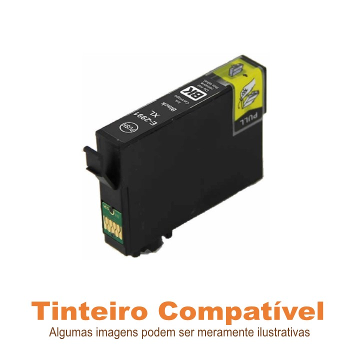 Tinteiro Compatível Epson T29XL Black