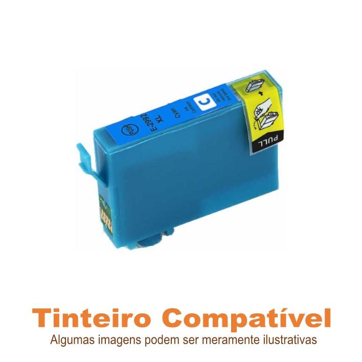 Tinteiro Compatível Epson T29XL Cyan