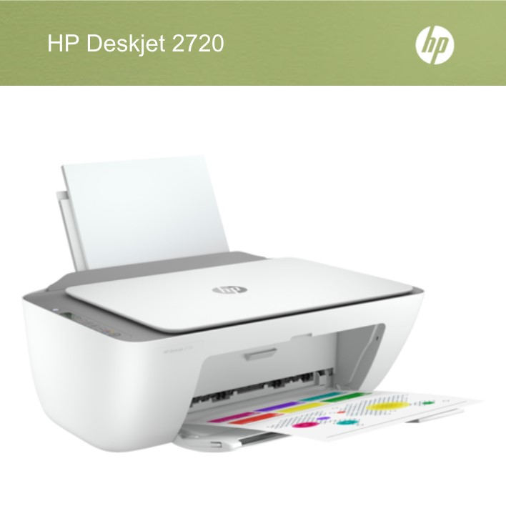HP Deskjet 2720 All-in-One Wifi - 3XV18B
