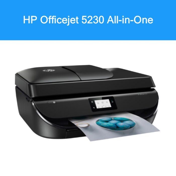 Multifunções HP Officejet 5230 2