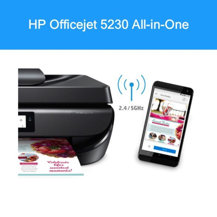 Multifunções HP Officejet 5230 4