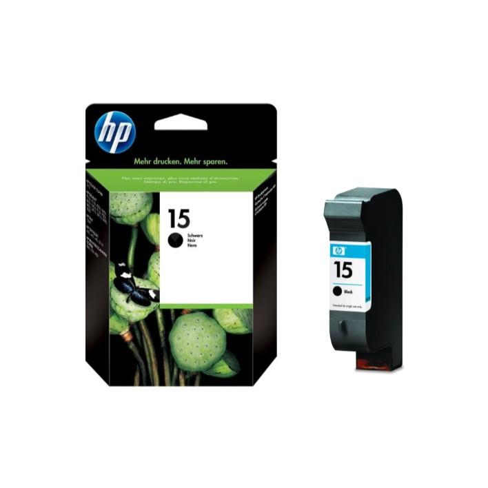 Tinteiro HP15 Black