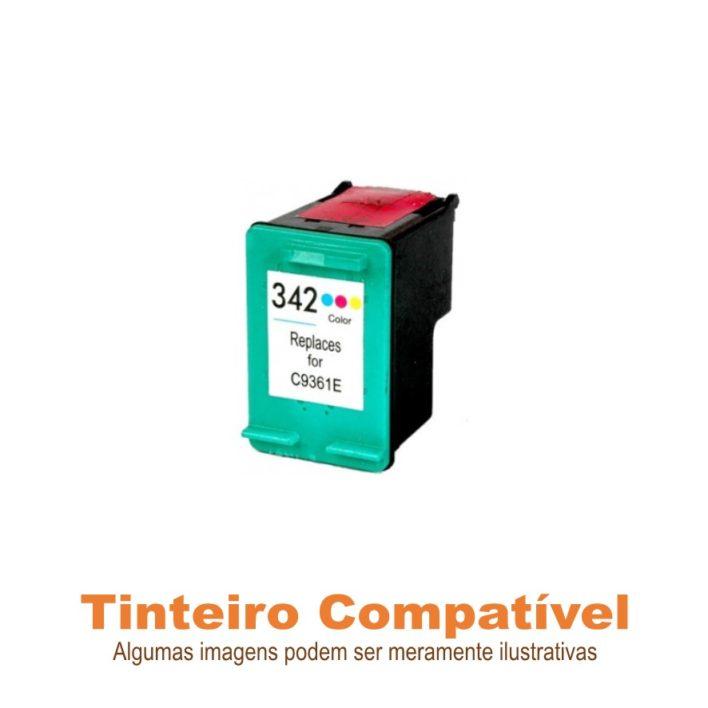 Tinteiro HP342 Compatível