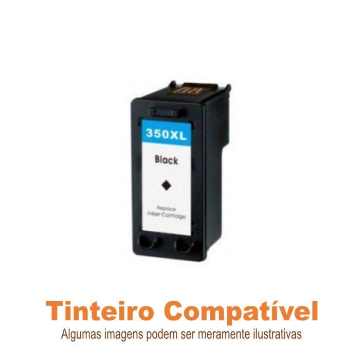 Tinteiro HP350XL Compatível