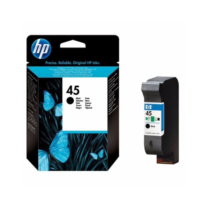 Tinteiro HP45 Black
