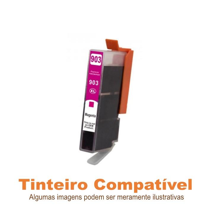 Tinteiro Compatível HP903XL HP907XL Magenta