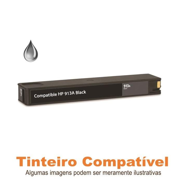 HP 913A Black L0R95AE Compatível