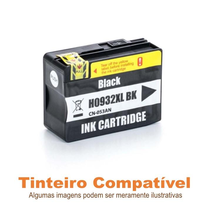 HP932XL Black Compatível