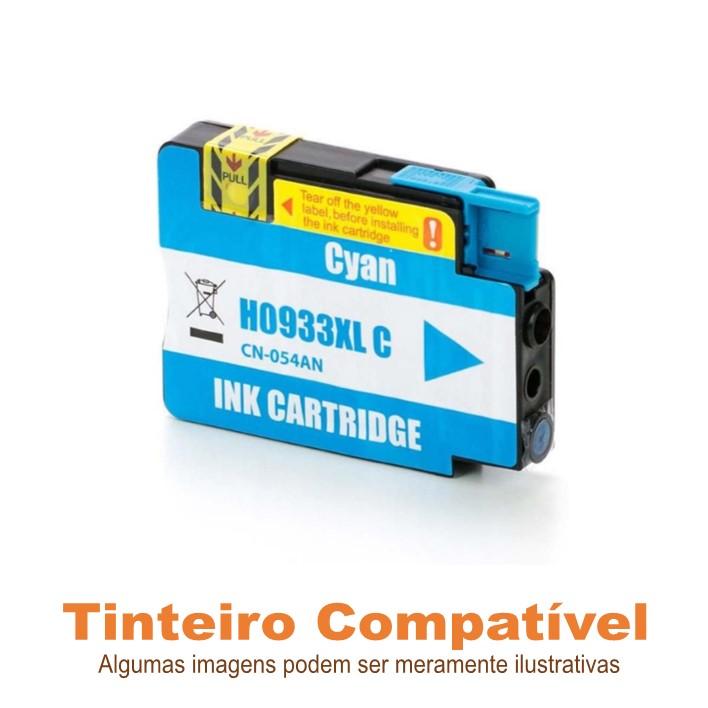 HP933XL Cyan Compatível