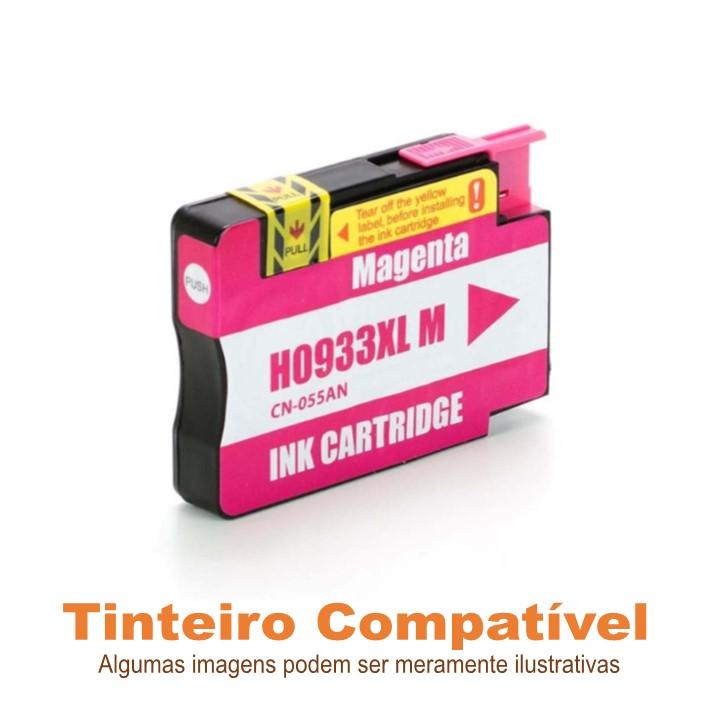 HP933XL Magenta Compatível