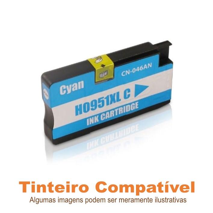 Tinteiro HP 951xl Cyan Compatível