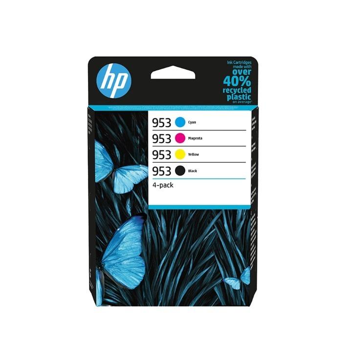 Pack 4 Colors HP953 6ZC69AE