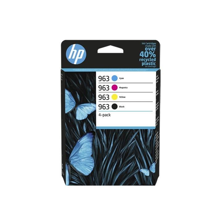 Pack 4 Colors HP963 (6ZC70AE)
