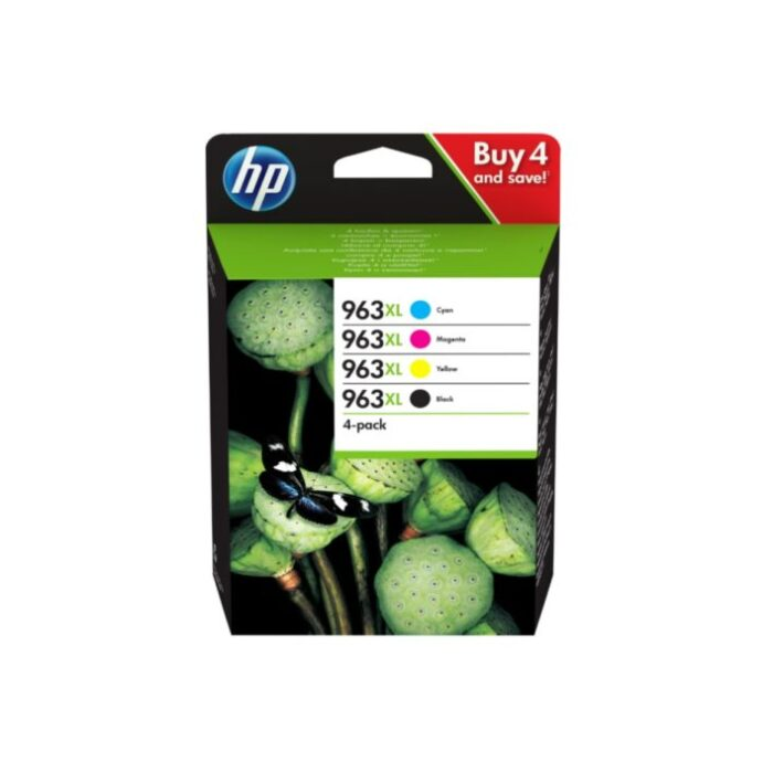 Pack HP963XL 4 Colors