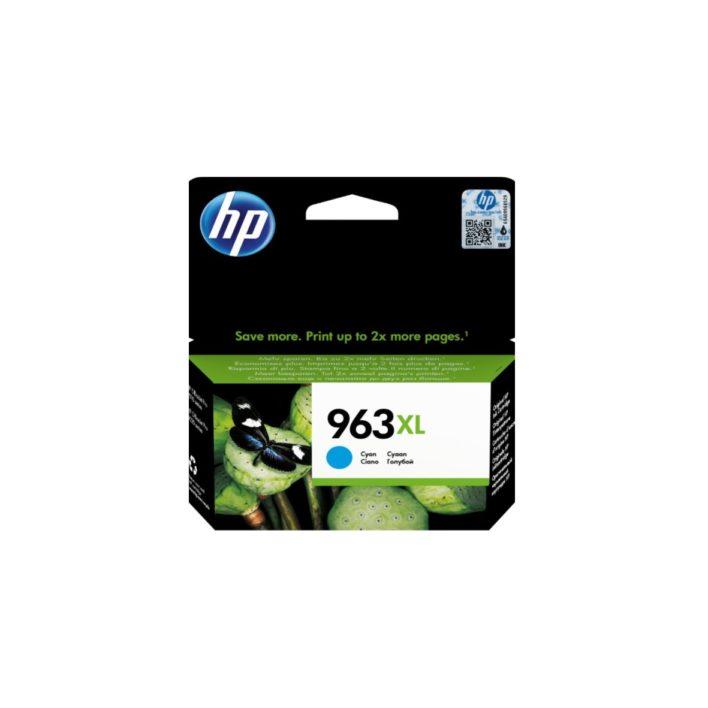Tinteiro HP963XL Cyan