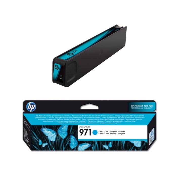 Tinteiro HP971 Cyan CN622AE