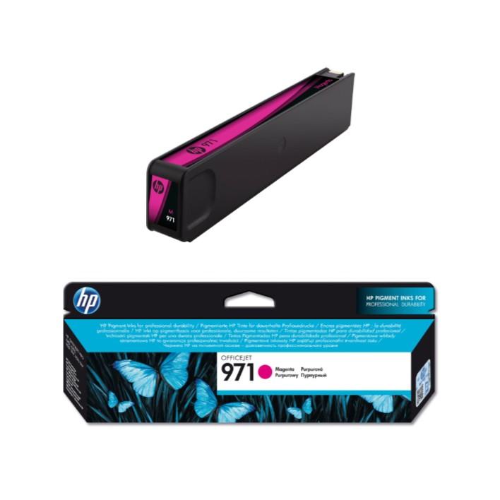 Tinteiro HP971 Magenta CN623AE