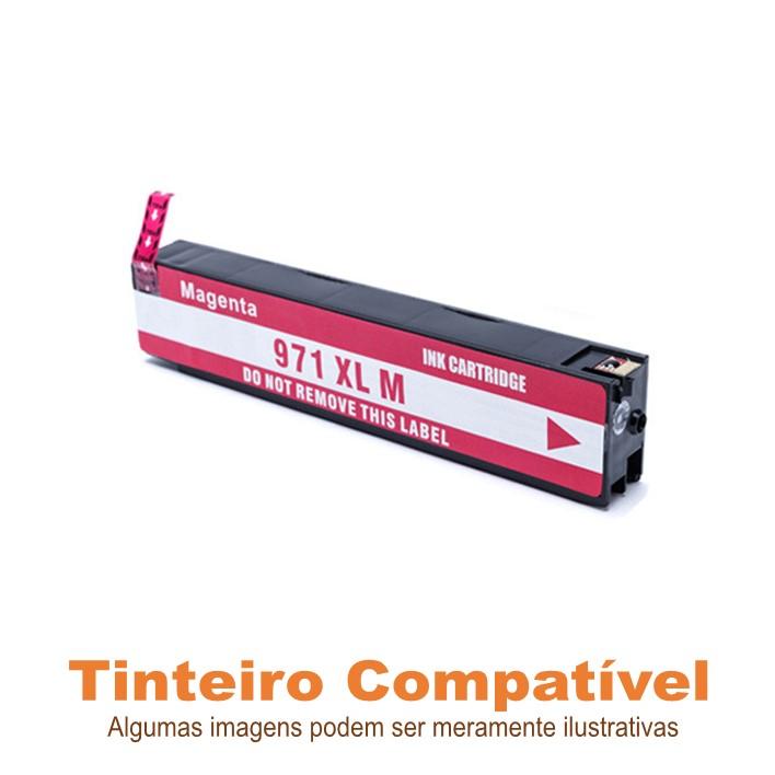 Tinteiro compatível HP971XL Magenta CN627AE