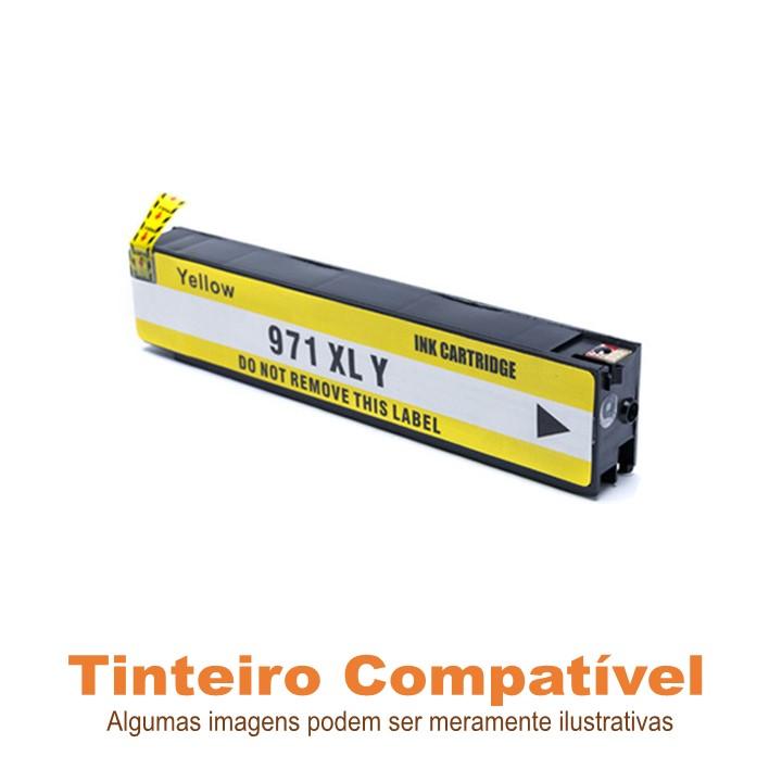 Tinteiro compatível HP971XL Yellow CN628AE