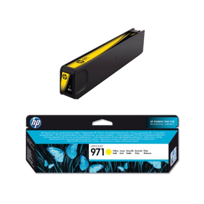 Tinteiro HP971 Yellow CN624AE