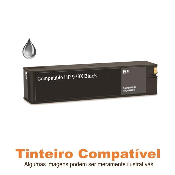 HP973X BK L0S07AE Compatível