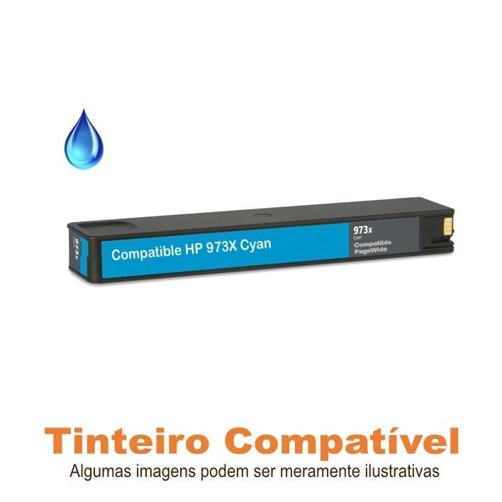 HP973X C F6T81AE Compatível