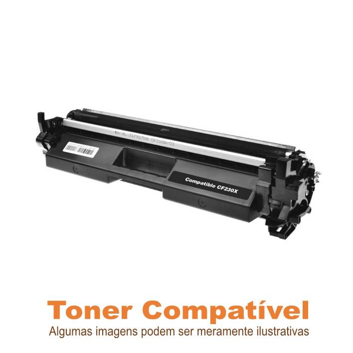 Toner Compatível HPCF230X Black